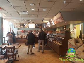 Dunn Brothers Hip Coffee shop