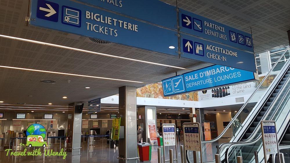 Brindisi Airport