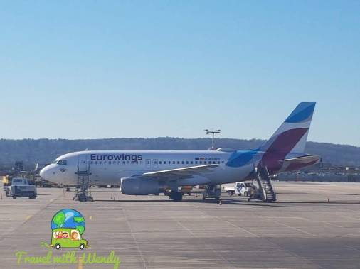 Eurowings on the TARMAC