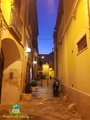 Streets of Brindisi