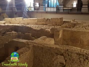 Ruins around Brindisi