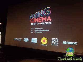 Flying Cinema -Here we go