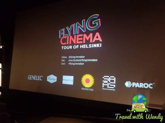 Flying Cinema -Here we go