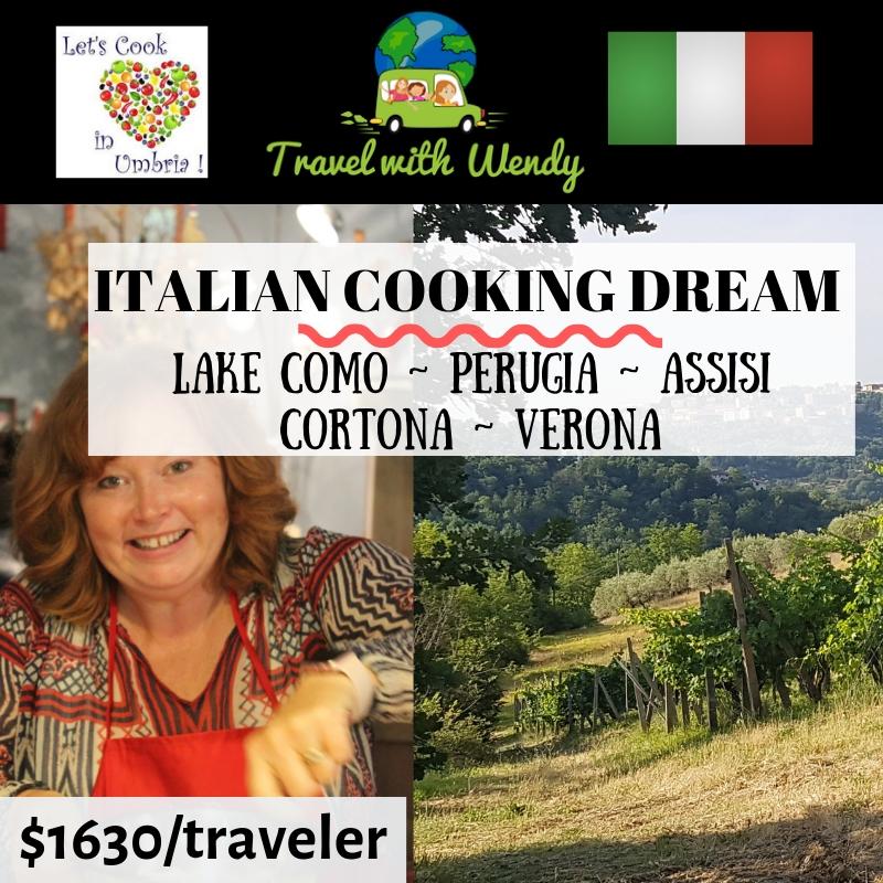Italian Cooking Dream