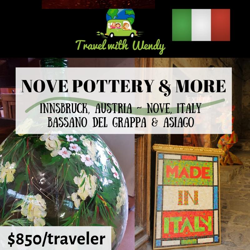 Nove Pottery & More