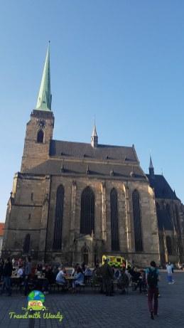 St. Bartholomews Cathedral - Pilsen, Czech Republic