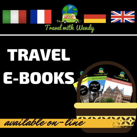 Travel with Wendy - Ebooks