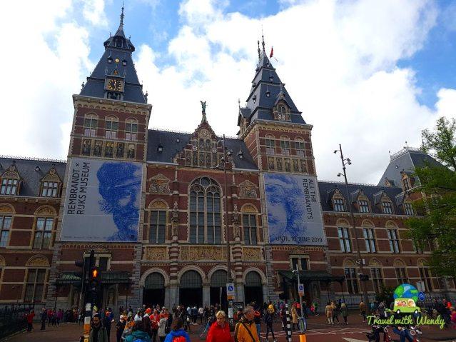 RijksMuseum - Amsterdam 2019