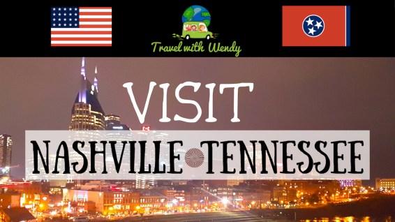 Visit Nashville, TN
