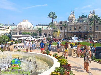 James Bond Circle - Monaco, Riviera