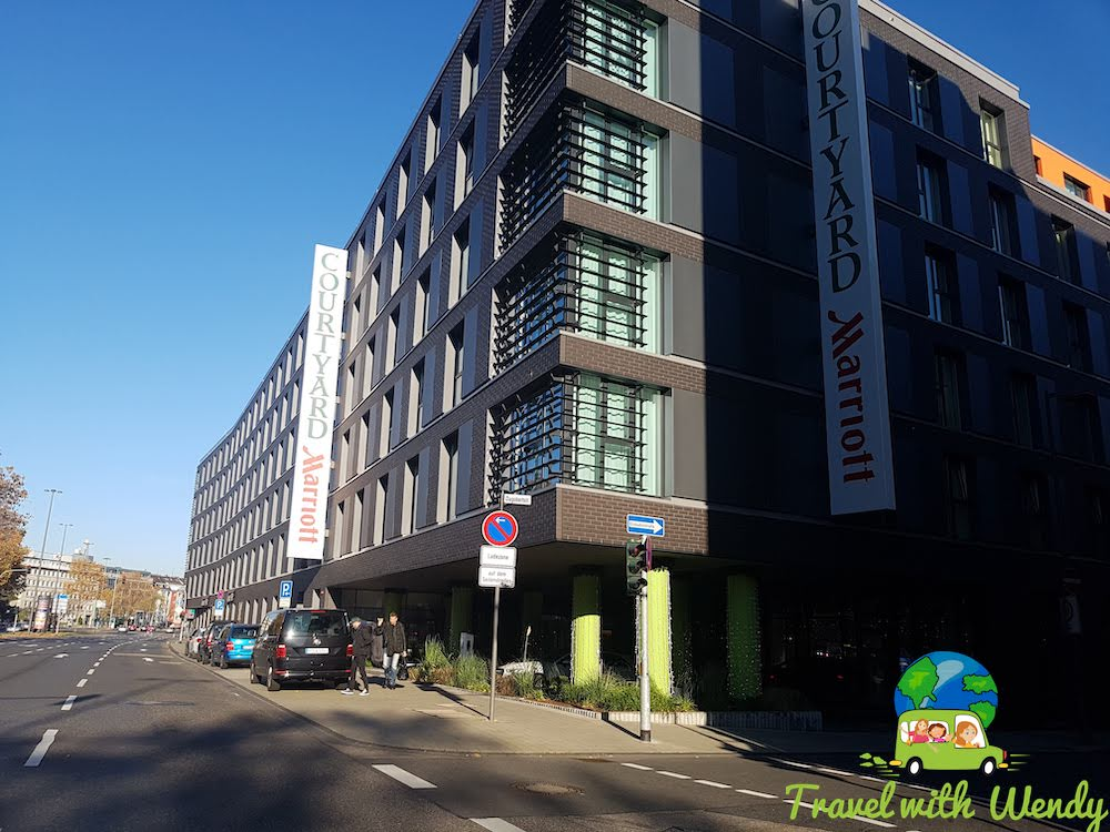Courtyard by Marriott- Cologne