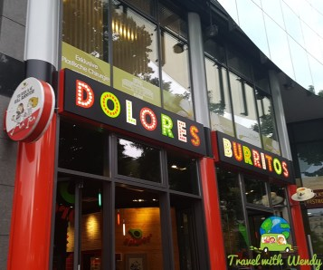 Dolores Burritos