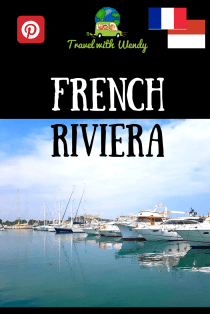 French Riviera PIN