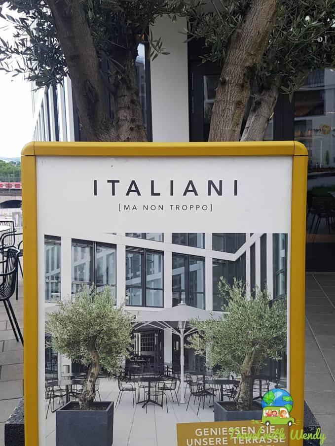 Italiani - downtown Stuttgart