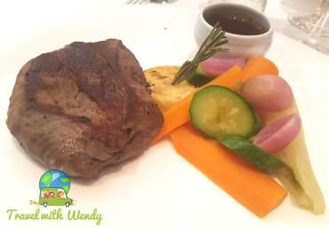 A little steak - Monaco, Riviera