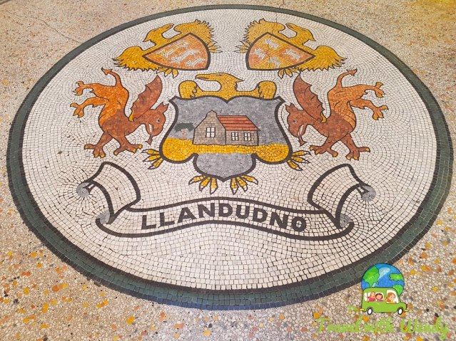 Llandudno - a town in Wales