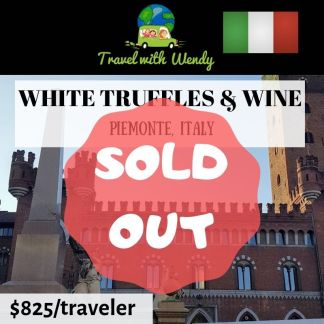 White Truffle SOLD OUT!
