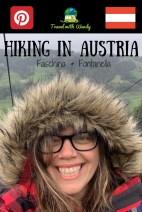 Pin Me - Hiking in Austria