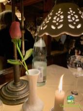 Romantic settings at Alte Post