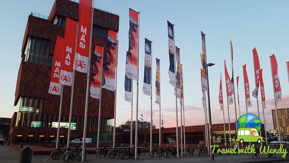 MAS Museum of Antwerp