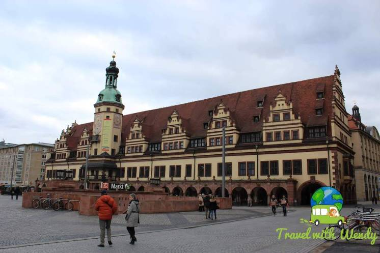 Unbelievably beautiful Saxony style throughout the town