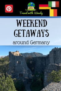 Weekend Getaways around Germany