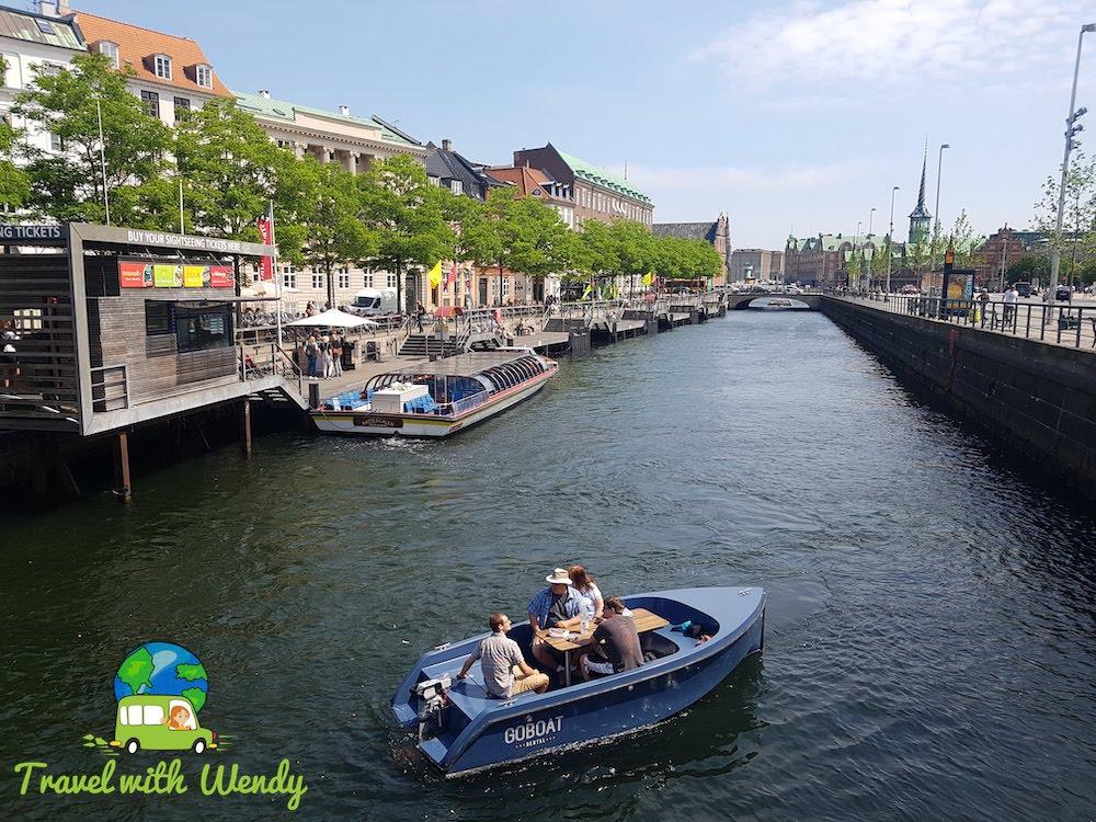 Canal fun