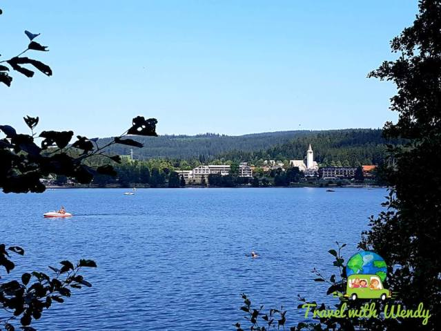 Views of Lake Titisee