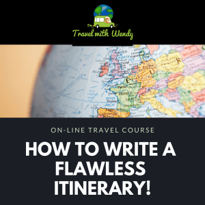 Flawless Itinerary!
