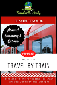 Paperback - Train Travel