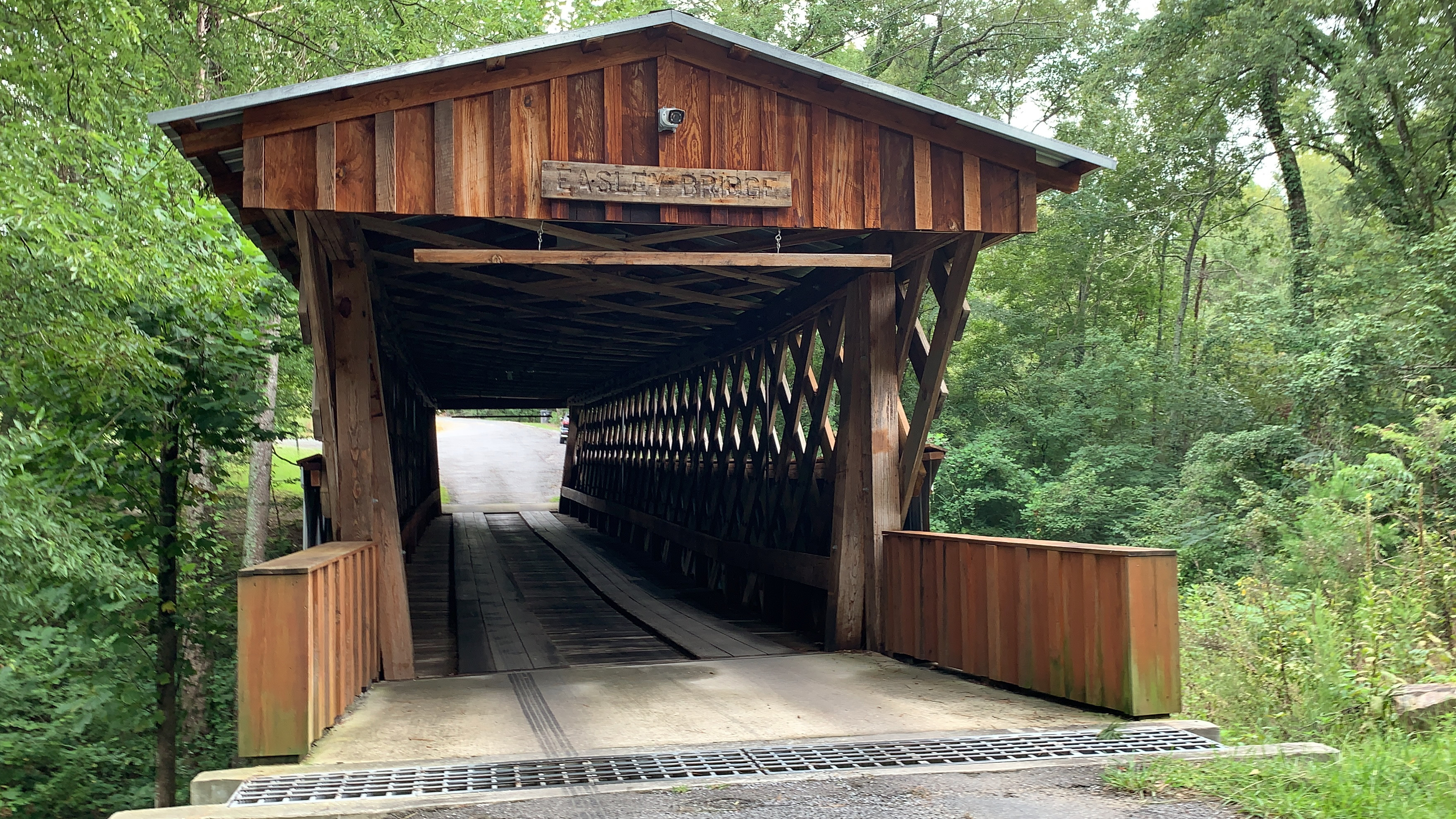 Historic Easley Bridge Blount County