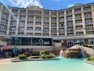 Marriott Spa Hotel