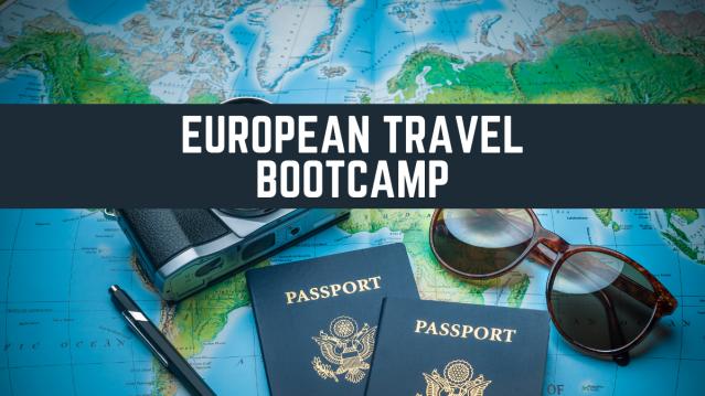 European Travel Bootcamp