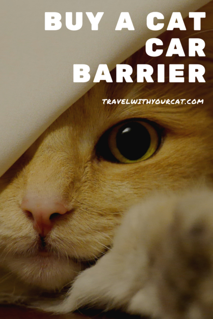 Buy a Cat Car Barrier