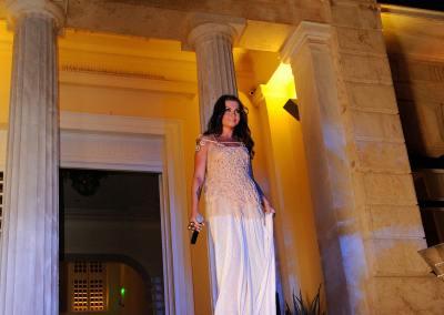 Nina Lotsari Concert at Poseidonion