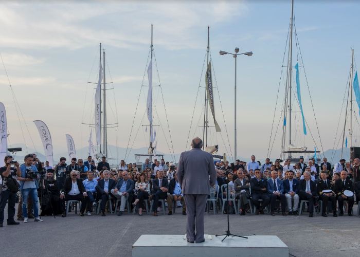 Travelworks | 5th Mediterranean Yacht Show | 004