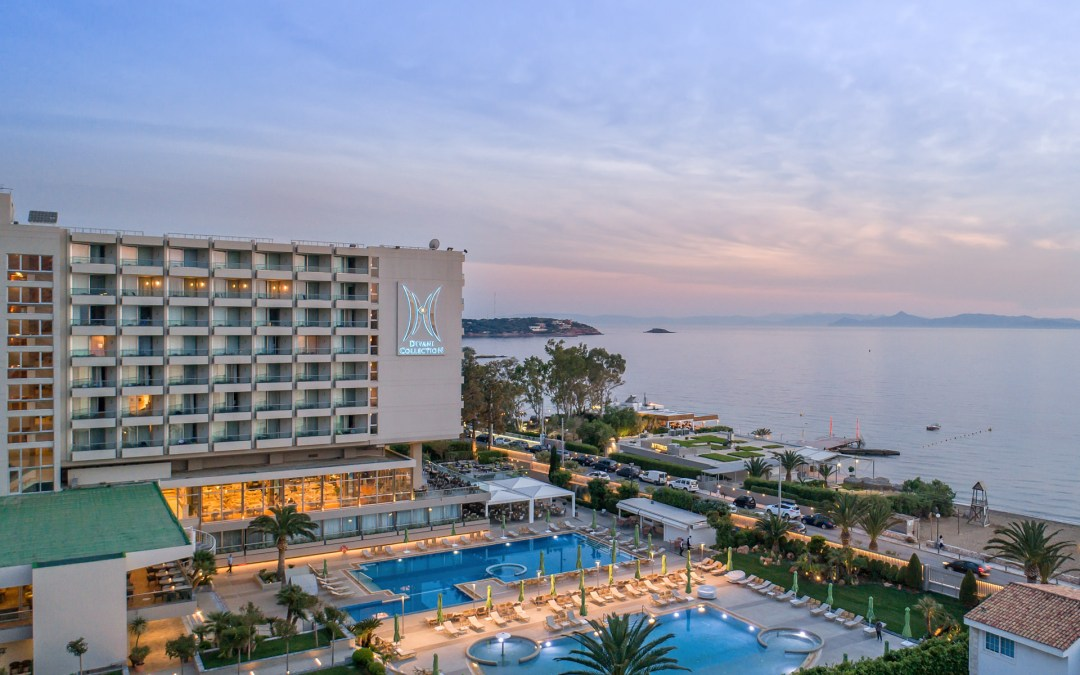 Divani Apollon Palace & Thalasso unveils its latest renovations