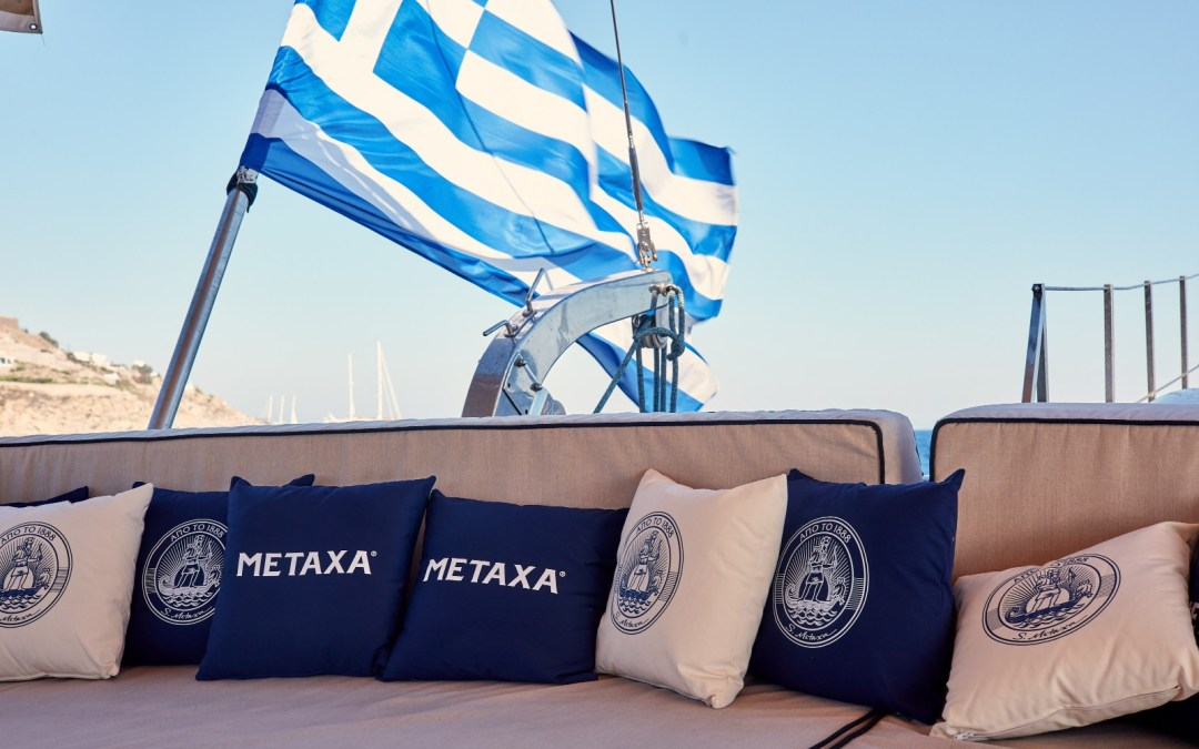 Silver for METAXA & The Clumsies at the Greek Tourism Awards 2019