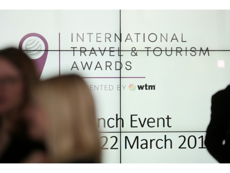 Travelworks shortlisted for Best PR Campaign at the International Travel & Tourism Awards 2018
