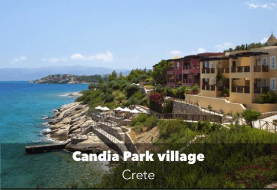 Candia Park village, Crete