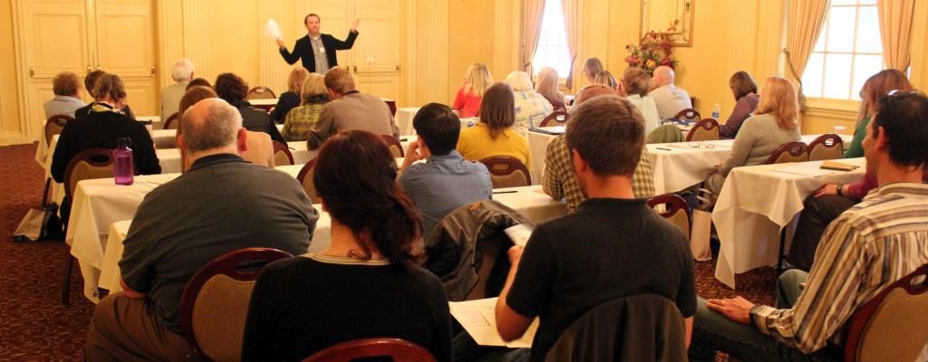 Conference Workshop Slider Images