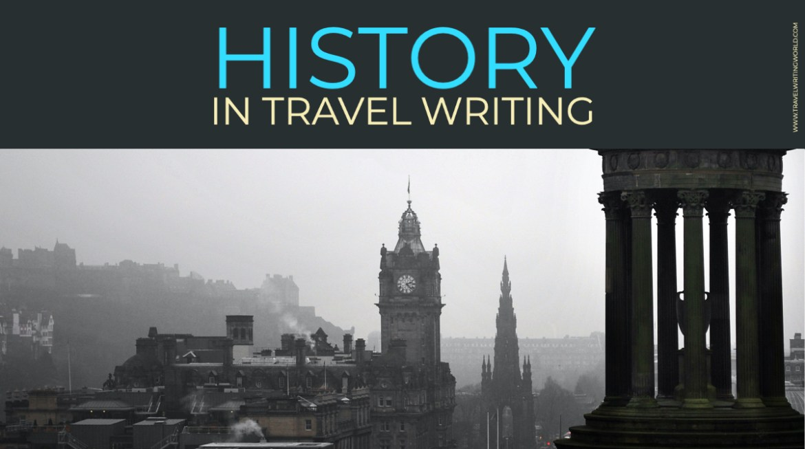 History in Travel Writing