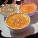 Ginza-Green-Tea-Ginger-Red-Bean-Creme-Brulee-Norwegian-Star TravelXena.com