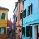 Burano-Italy-Blue-Yellow-Cottages-TravelXena