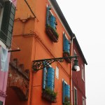 Burano-Italy-Calle-Prepiero-Orange-House-TravelXena