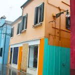 Burano-Italy-Orange-and-Blue-Cottages-TravelXena