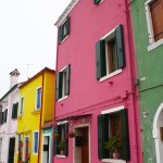 Burano-Italy-Pink-and-Green-House-TravelXena