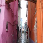 Burano-Italy-Pink-and-Orange-Houses-TravelXena
