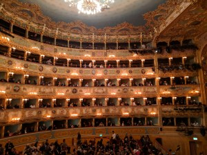 Teatro La Fenice – Walking Photo Tour of Venice