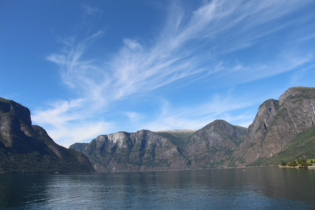 Photo of the Norwegian Fjords taken by Travel Xena